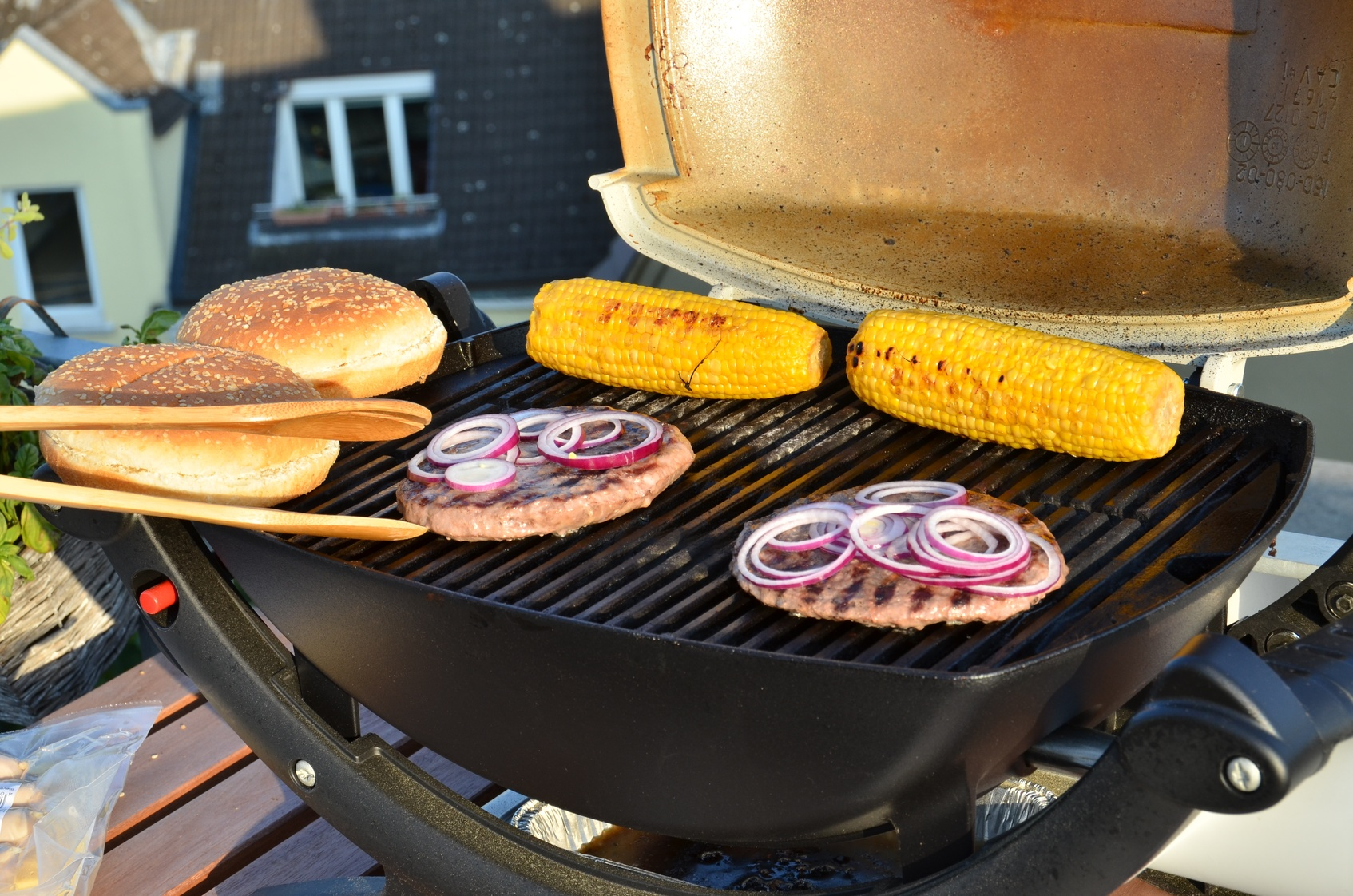 Are barbeques permitted on the balcony or terrace of your apartment?